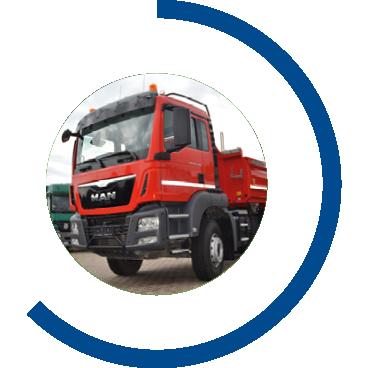 Verkauf und Auslieferung von Fahrzeugen | Maschinenhandel Polewka