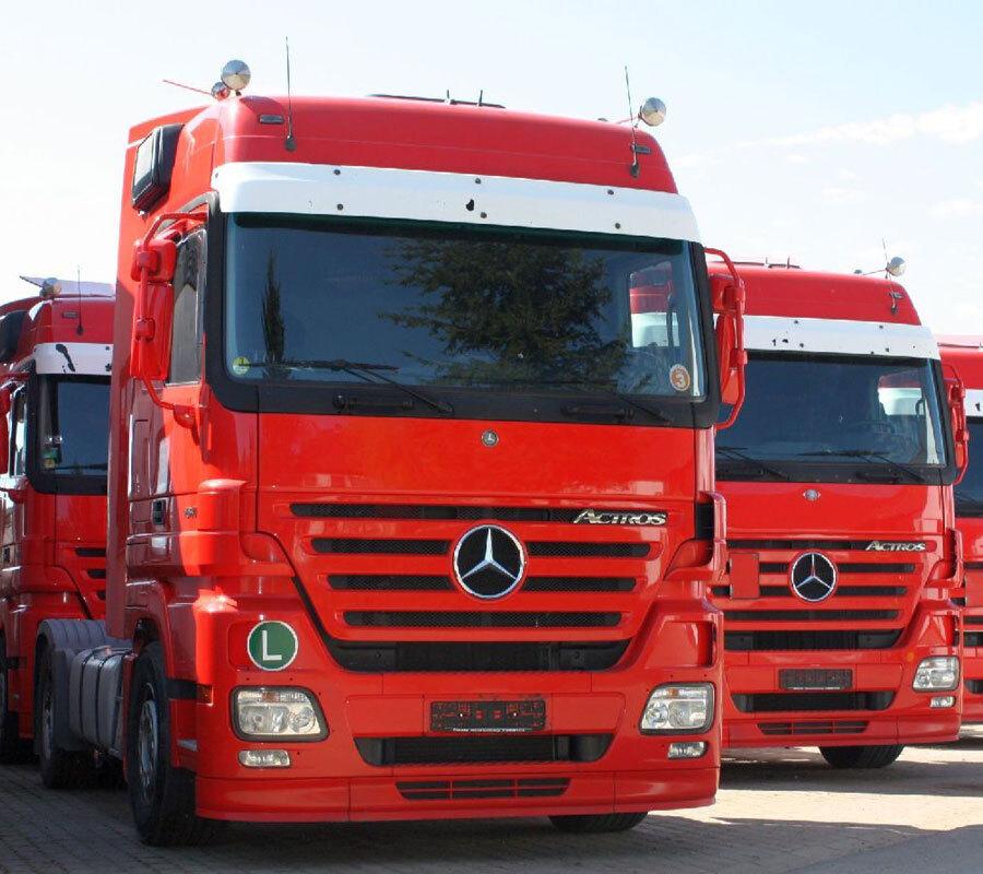 Lkws kaufen | Maschinenhandel Polewka