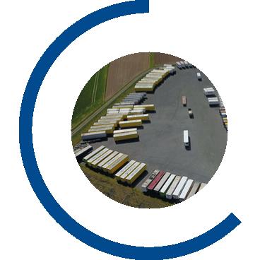 Vermietung von Stell- und Lagerplätzen | Maschinenhandel Polewka